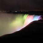 Niagara Falls Cotton Candy by Morgan Booker
