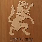Winter is Coming by Jeff Clark