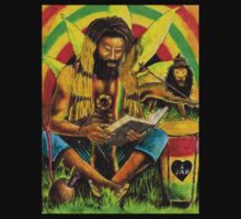 Irie Meditiation by rcmaurag