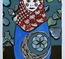 Mary (Variation #6) by Jade Lees-Pavey