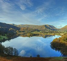 The Lake District..Grasmere by Jamie  Green