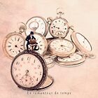 The time rewinder by Yann Pendaries