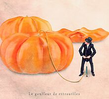 The pumpkin inflater by Yann Pendaries