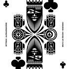 Chronos King of Clubs by Yanko Tsvetkov