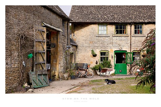Stow on the Wold by Andrew Roland