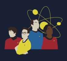 big bang theory by KeepItStupid