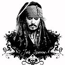 Jack Sparrow by JoseFuentes
