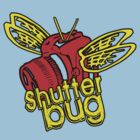 Shutter Bug - Red n' Yellow fever! by digihill
