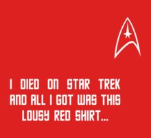 Lousy Red Shirt by Blayde