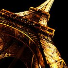 Eiffel Tower by Paul Knowles