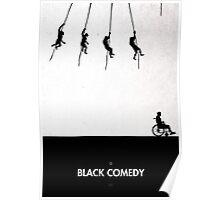 99 Steps of Progress - Black comedy Poster