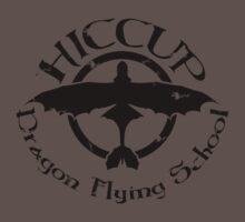 Hiccup's Dragon Flying School Kids Clothes