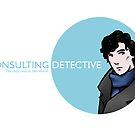 Consulting Detective by Ashqtara