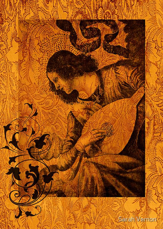 Musical Angel by Sarah Vernon