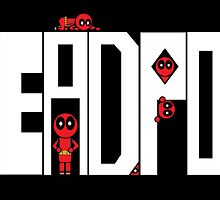 Deadpool! by caedesign
