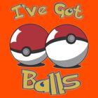 I've Got Balls by WUVWA