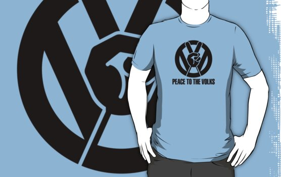 Peace to the Volks by GET-THE-CAR