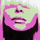 Face and Fringe Vibrant by Nicole Tattersall
