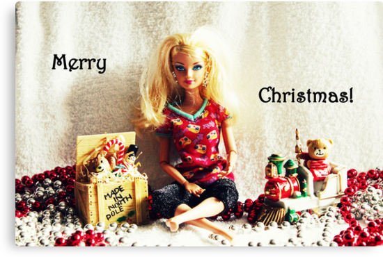 Waiting For Santa by Evita