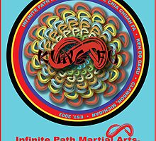 Infinite Path Martial Arts - Yue Chia Chuan Fa / Ken Do Gaku by Robyn Scafone