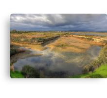 Ludo Nature Reserve Canvas Print