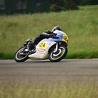 Scottish Classic Motorcycle Racing by illman