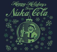 Nuka Cola Christmas by GreenHRNET