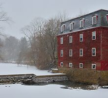 Kingston Mill by stevenmrichman