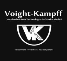 Voight Kampff - VK - Offworld Colonies by dennis william gaylor