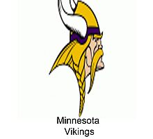 Minnesota Vikings by mitchrose