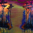 FLORIDA SWAMPLAND by David McKinney