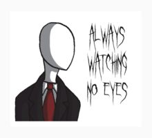 Slenderman Sticker by Dethkira