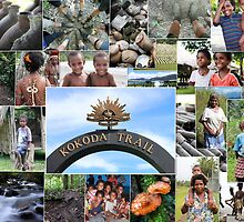 Kokoda Collage 2012 by BenClarkImagery