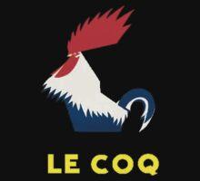 Le Coq by taiche