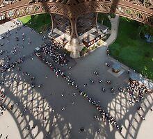 Inside the Eiffel by Brendon Doran