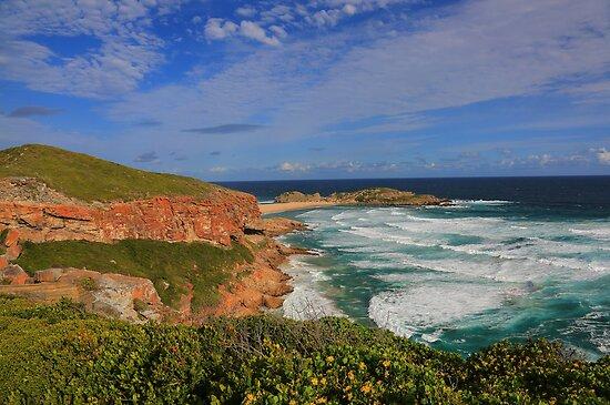 Robberg Peninsula by Cameron B