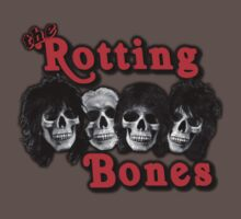 the Rotting Bones by blackiguana