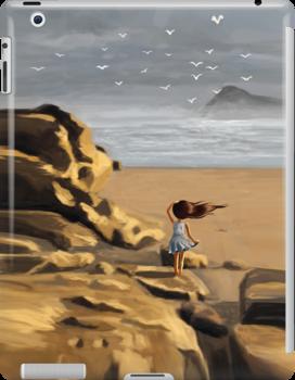 Rocky Beach by freeminds