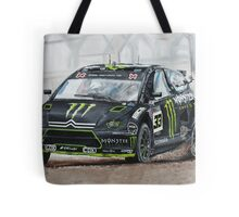 Liam Doran RallyCross Tote Bag
