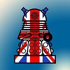 Dr Who - Jack Dalek by eyevoodoo