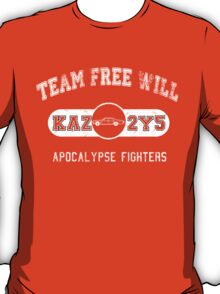 Team free will college T-Shirt