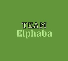 TEAM ELPHABA! by TheMoultonator
