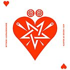 Ace of Hearts by Yanko Tsvetkov
