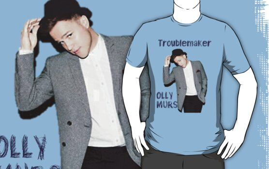 OLLY MURS TROUBLEMAKER by sillylove