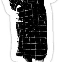 RobeCop Sticker