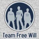 Team Free Will by iheartgallifrey