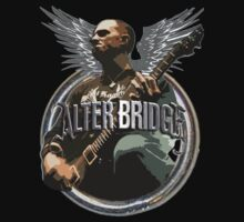 Alterbridge by gazzzman