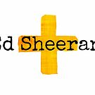 Ed Sheeran Cross by meow-or-never10