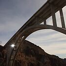 Hoover Dam  by dsimon