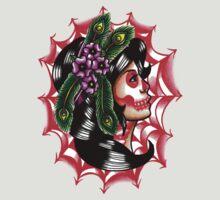 Dia De Los Muertos Gypsy Girl by MissCarissaRose